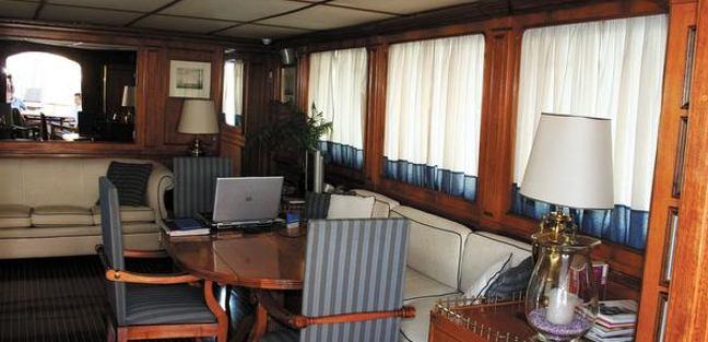 African Queen II Charter Yacht - 2