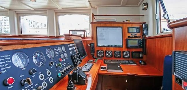 Reesle Charter Yacht - 7