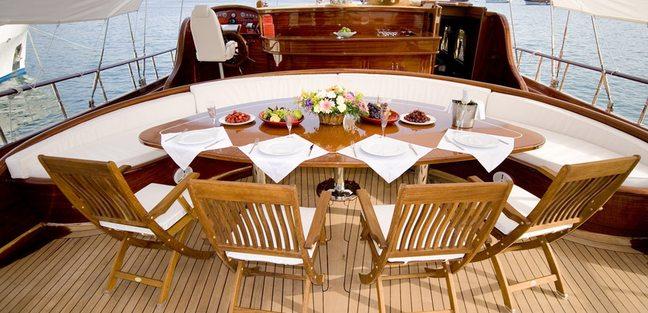 Take It Easier Charter Yacht - 6