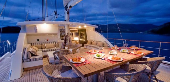 Sailing Nour Charter Yacht - 3