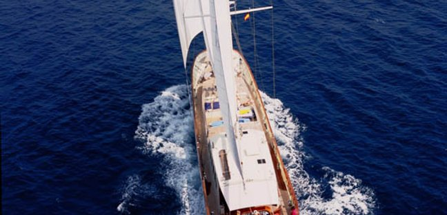 Tigerlily of Cornwall Charter Yacht - 4
