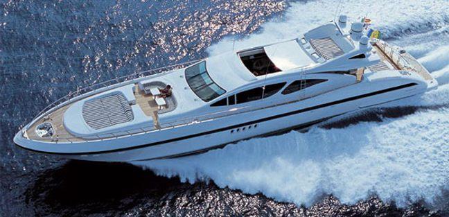 African Cat Charter Yacht