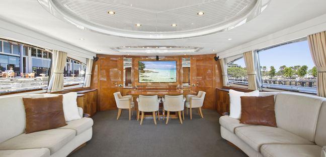 Lady Pamela Charter Yacht - 6