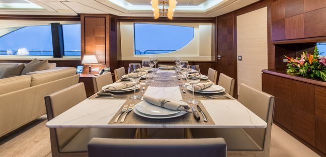 Amanecer Charter Yacht - 8