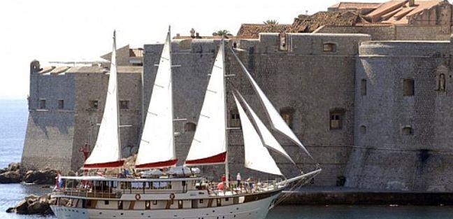 Barbara Charter Yacht