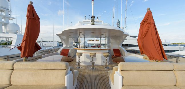Far From It Charter Yacht - 5