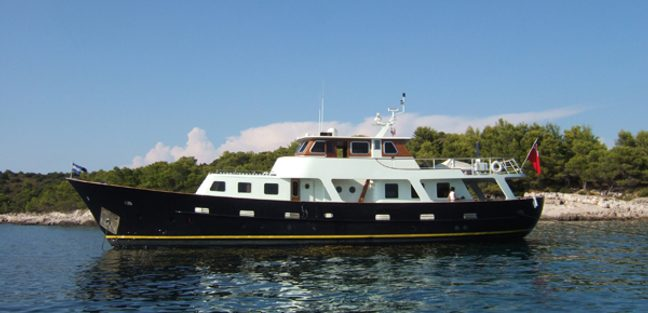 Moon Phase Charter Yacht