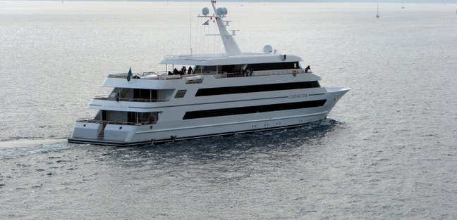 Caspian Star Charter Yacht - 3