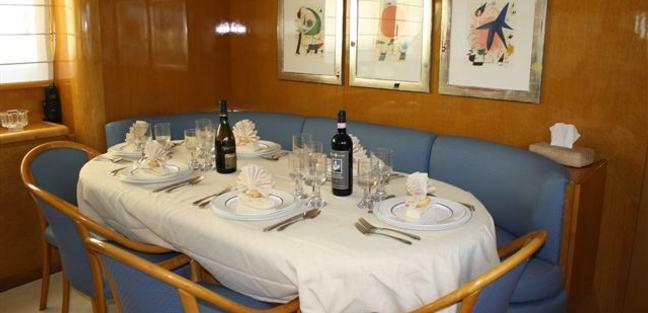 Sogno Charter Yacht - 4