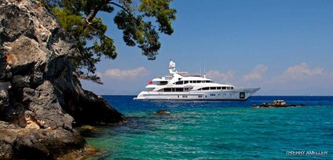 Alegria Charter Yacht - 8