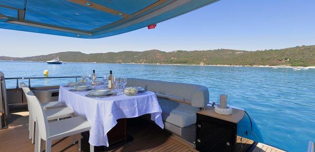 Black Pearl Ajaccio Charter Yacht - 5