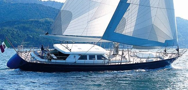 Heritage M Charter Yacht - 2