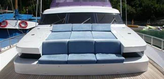 Lady Dana Charter Yacht - 4