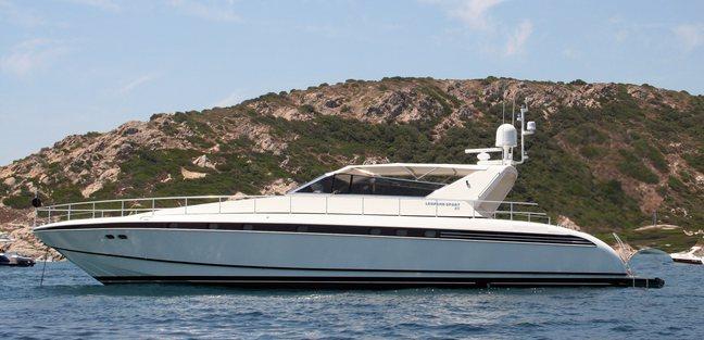 Eden Erina Charter Yacht