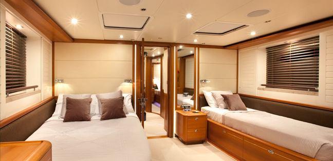 Danneskjold Charter Yacht - 8