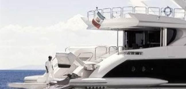 Azimut 98/37 Charter Yacht - 5