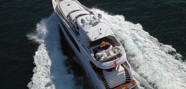 C'est La Vie Charter Yacht