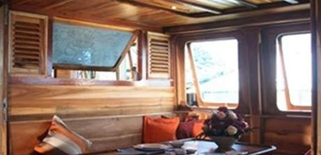 Phinisi Schooner 26 m Charter Yacht - 5