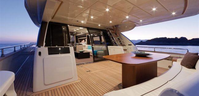 Sea Six Charter Yacht - 3