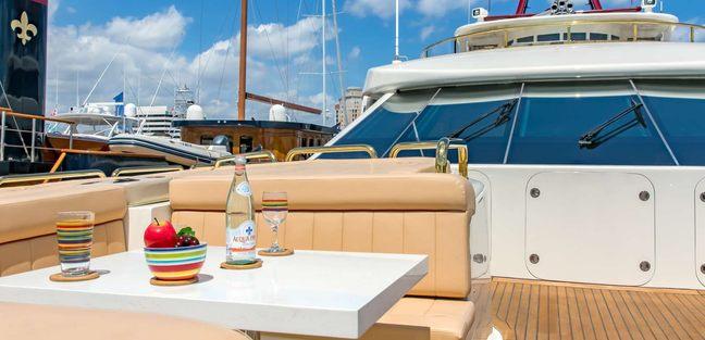 Cabernet Charter Yacht - 2
