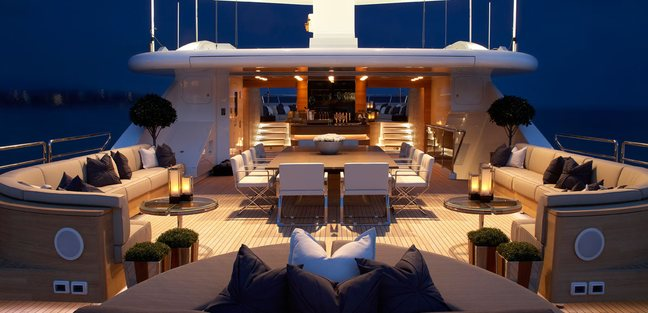 Sealyon Charter Yacht - 2