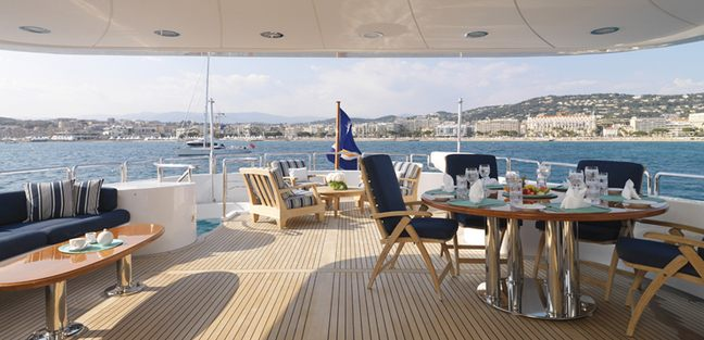 Enchantress Charter Yacht - 5