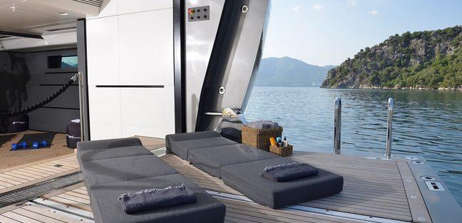 FX Charter Yacht - 5