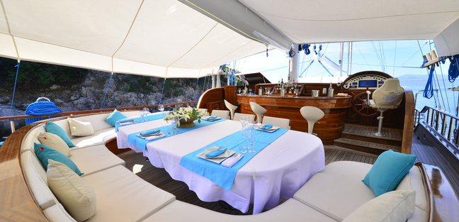 Lycian Queen Charter Yacht - 4