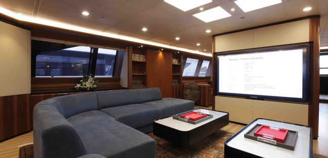 Perseus^3 Charter Yacht - 6