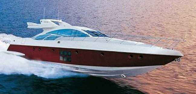 The Flash Charter Yacht