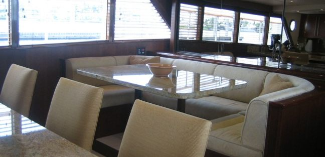 Jeanine II Charter Yacht - 5