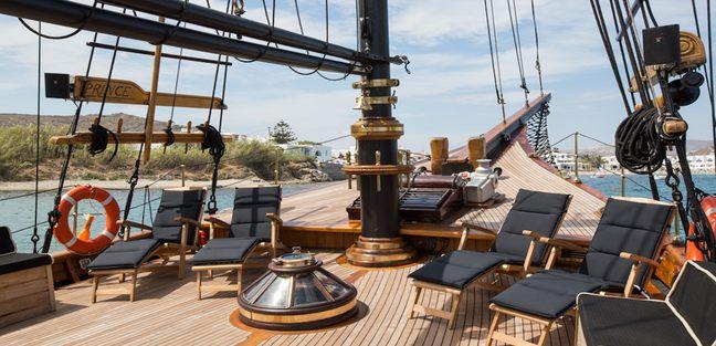 Prince De Neufchatel Charter Yacht - 3