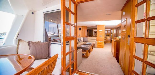 Atlantic Princess Charter Yacht - 7