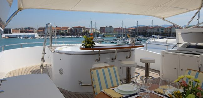 Dream On II Charter Yacht - 4