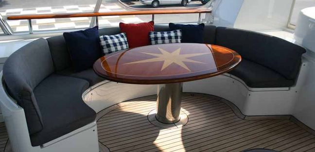 Blue Pearl Charter Yacht - 3