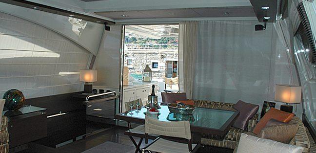 Chimera Charter Yacht - 8