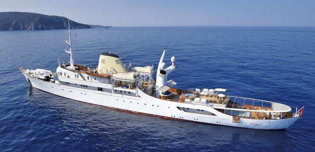Christina O Charter Yacht