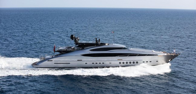 Silver Wave Charter Yacht