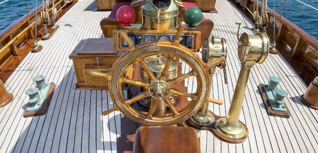 Aello Charter Yacht - 3