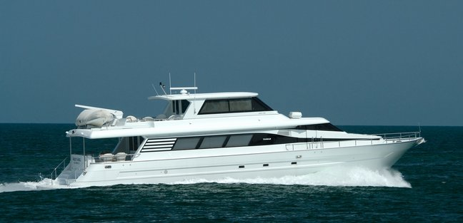Charlie's Angel Charter Yacht