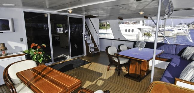 Nordic Star Charter Yacht - 4
