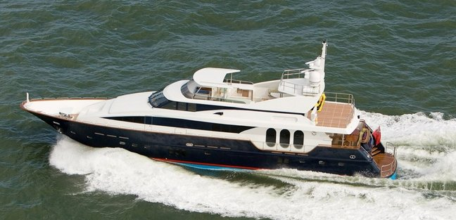 Opportunity Charter Yacht