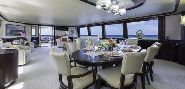 Something Southern Charter Yacht - 8