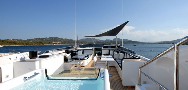 Pure One Charter Yacht - 2