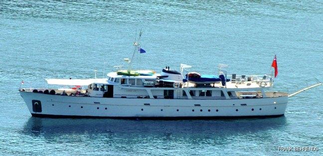 Midnight Sun of St Peter Port Charter Yacht - 2