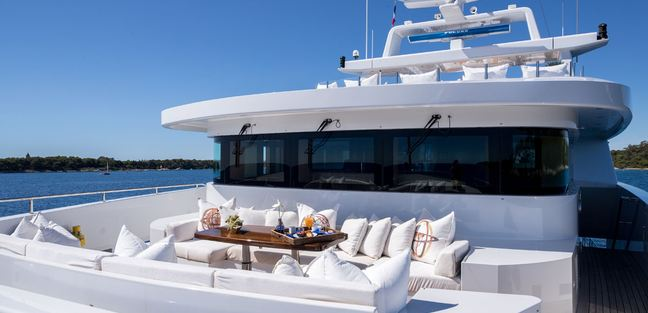 Clicia Charter Yacht - 2