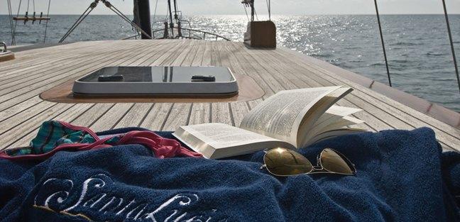 Santa Lucia Charter Yacht - 7