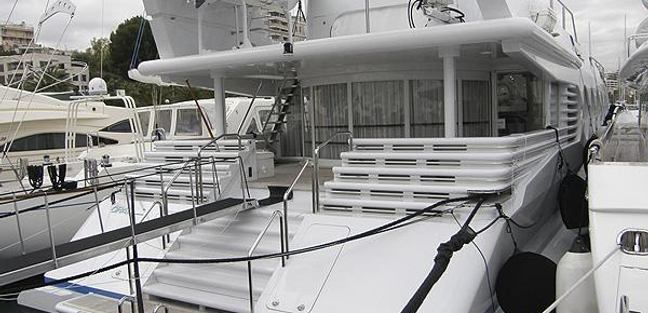 Lady Arraya Charter Yacht - 3