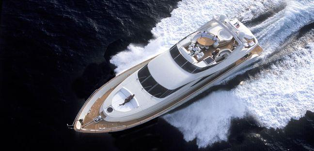Sashen'ka Charter Yacht - 4