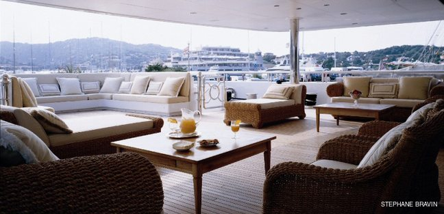 Saint Nicolas Charter Yacht - 7